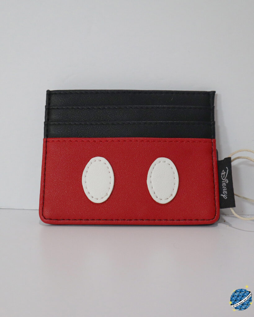 Mickey Quilted Front